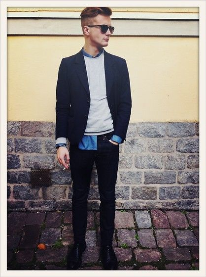 Spökslottet (by Gustav Broström) http://lookbook.nu/look/2486005-Sp-kslottet