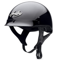 Women's Hybrid Ultra-Light Bling Harley Half Helmet | MotorClothes® Merchandise | Harley-Davidson USA
