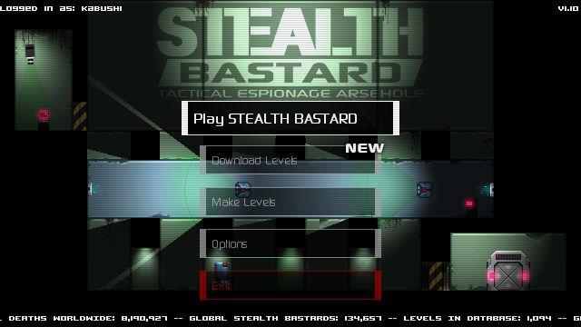 Stealth Bastard Screen 1