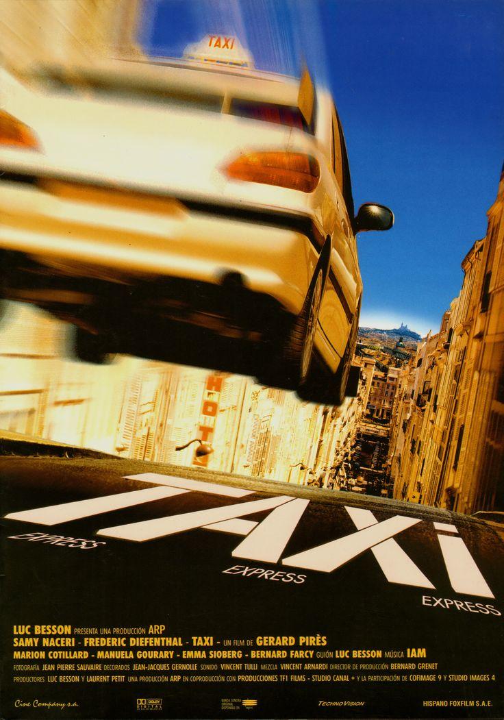 1998 - Taxi Express - Taxi - tt0152930