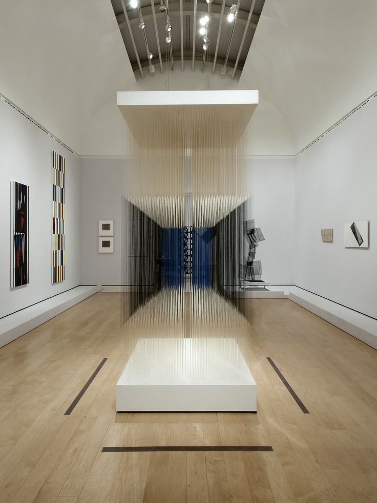 """""""In fact, it's funny, Latin American art exhibits tend to bother the shit out of me. Partly because it's my field."""""""