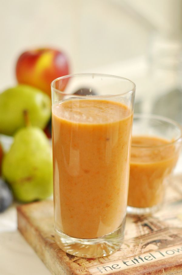 Őszi vegyes tejmentes turmix recept Frissítő turmixokról ilyenkor, ősszel sem kell lemondani. Mandulaitallal készítve egy finom magas rosttartalmú, sűrű tejmentes turmix az eredmény jól indul a nap
