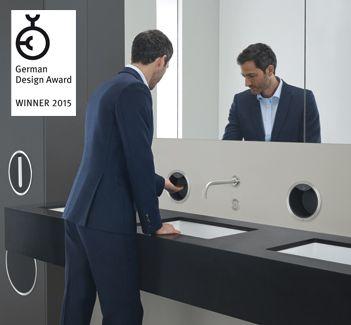 2015 German Design Award goes to VOLA RS10 hands-free soap dispenser ►