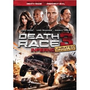 Death Race 3: Inferno (Universal Studios Home Entertainment)