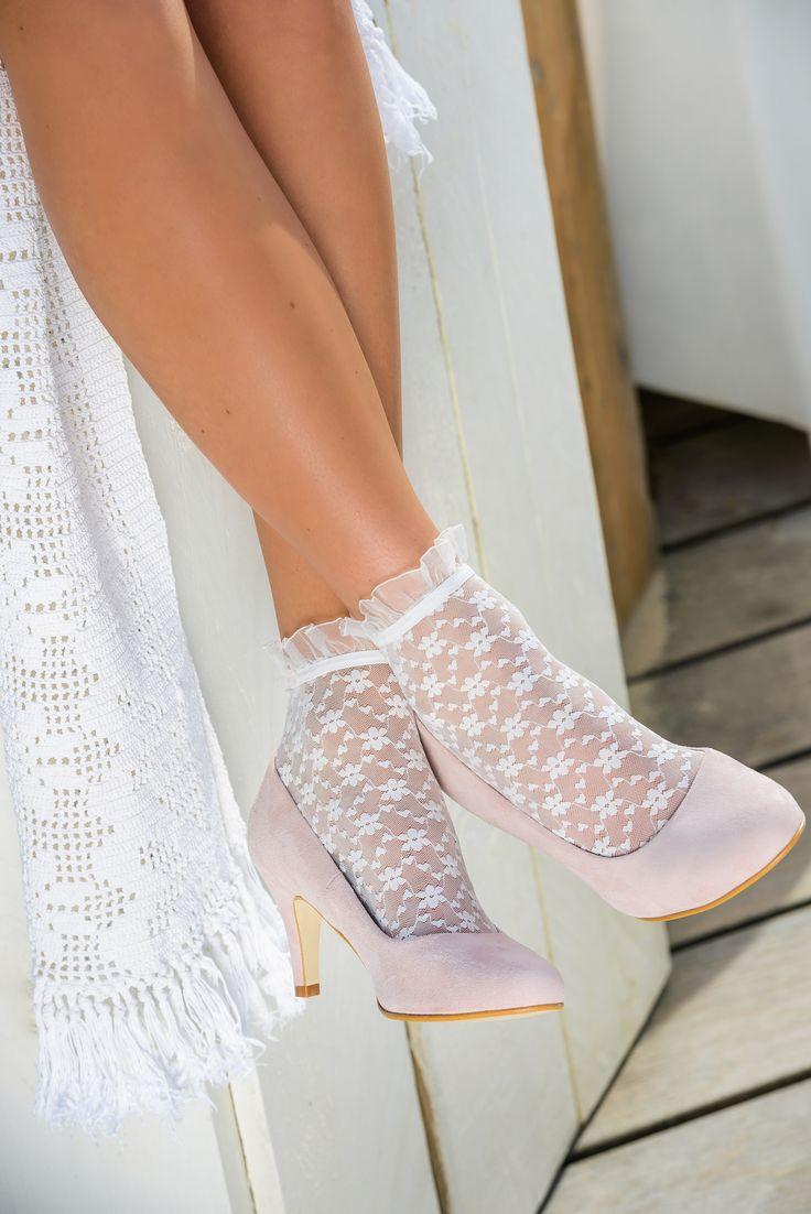 Victoria, Bridal Shoes - Bruidsschoenen - Brautschuhe