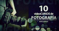 ¡Imperdible! 10 profesionales de la Fotografía comparten sus consejos y secretos en estos videocursos gratuitos para estudiantes de todos los niveles.