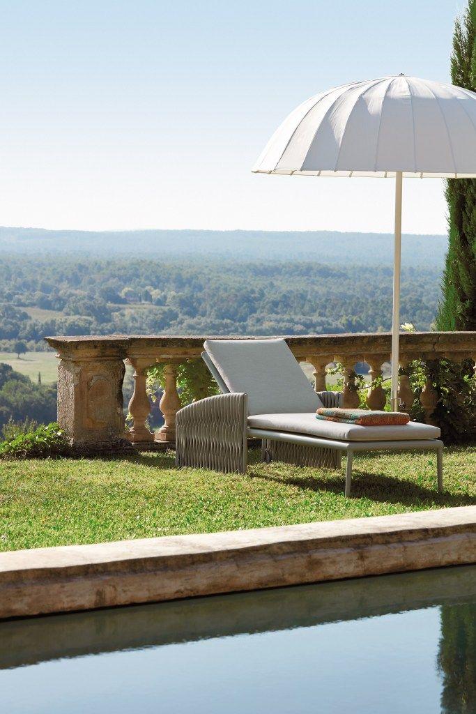 Sifas : le mobilier outdoor haut de gamme | Terrasse jardin ...