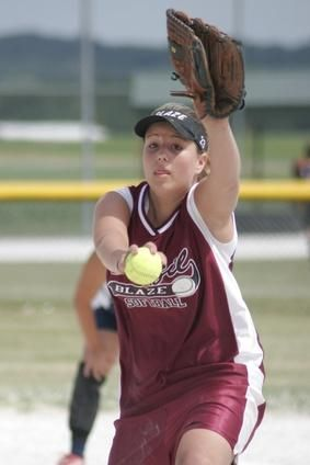 How To Teach Beginners The Windmill Fastpitch | LIVESTRONG.COM