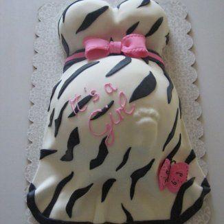 le gâteau ventre rond