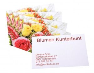 Visitenkarten & Geschäftskarten online gestalten & bestellen