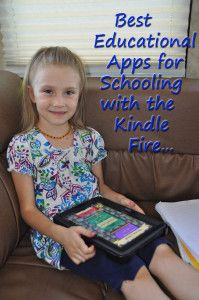 Best Kindle Educational apps for Roadschooling/homeschooling/travel...