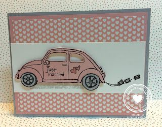 Stamp · Pray · Love: Beautiful Ride by Stampin' Up!