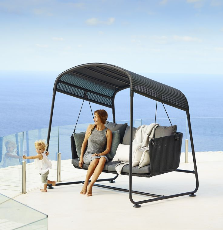 Cave swing sofa Design by Jesper K. Thomsen