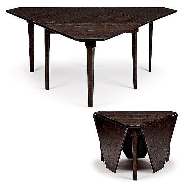 trinity drop leaf table Mcalpine Home Furniture