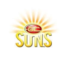 gold coast Suns logo - Google Search