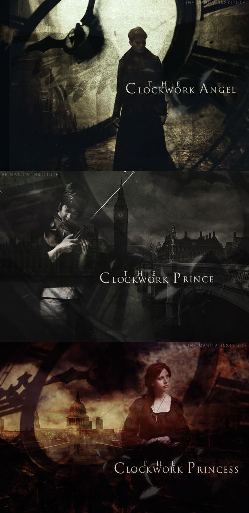 The Infernal Devices: Just finished this series and I am horrified it is over! Having major withdrawals!