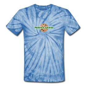 Freshly Baked Merchandise  Mens Tie Dye T.Shirt $35