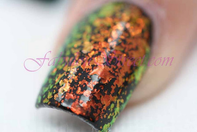 Nfu Oh #38Nfuoh 38, Nfu Oh Flaky, Nfuoh 038, Polish Power, Nails Addict, New Nails, Polish Trends, Nails Polish, Flaky Nails