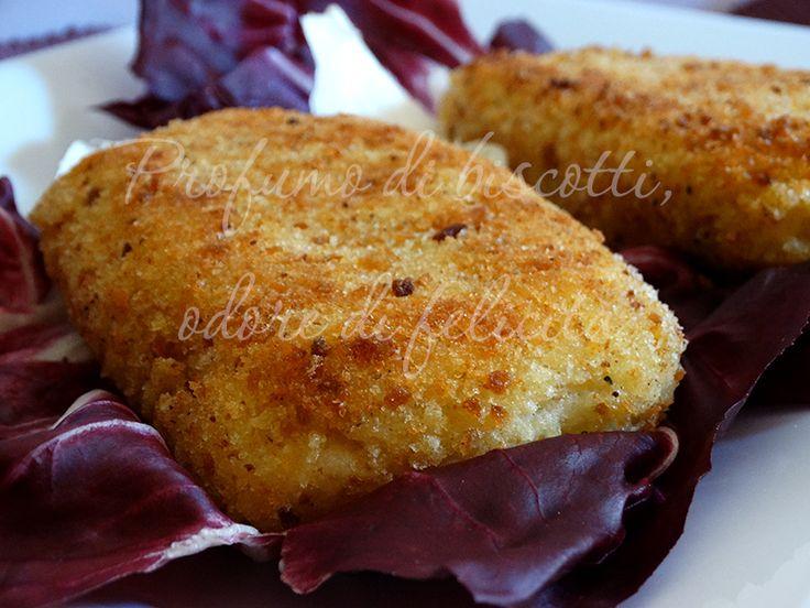 Le cotolette di patate e funghi porcini sono irresistibili! Vogliamo prepararle insieme in poche, semplici mosse?