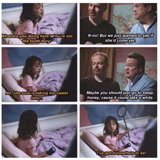"""Community Post: 17 Reasons Lily From """"Modern Family"""" Is A Role Model To All…"""
