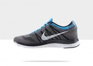 Chaussures Nike Flyknit Lunar 1+ mode courir Homme Charbon De Bois Clair /  Noir /