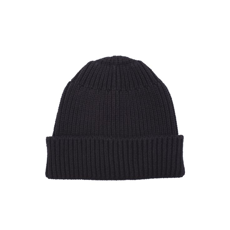 Classic and highly essential new Stone Island Shadow Knit Beanie.