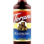 Torani Raspberry Syrup 750 mL