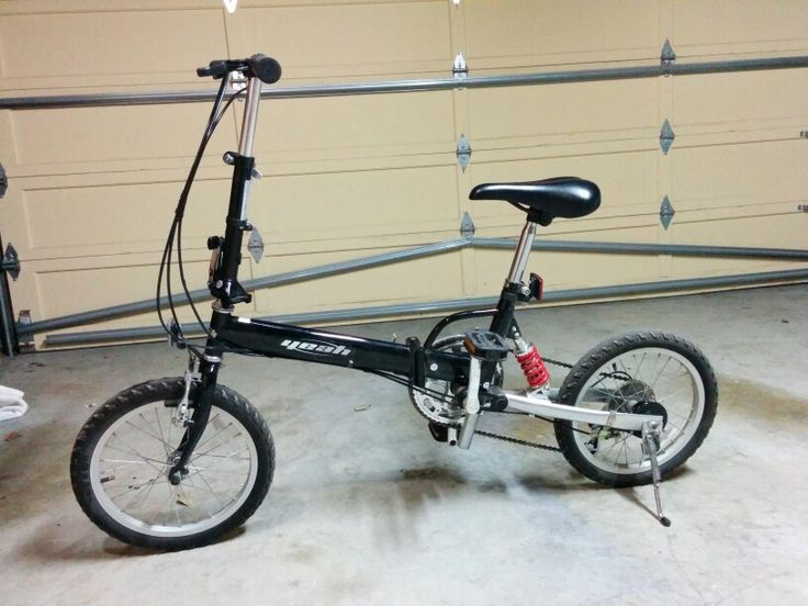 For Sale Dahon Yeah Folding Bike Various Equipment