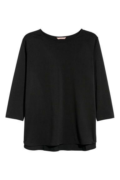 H&M+ Trikoopusero, 3xl tai 4xl - 14,99 €