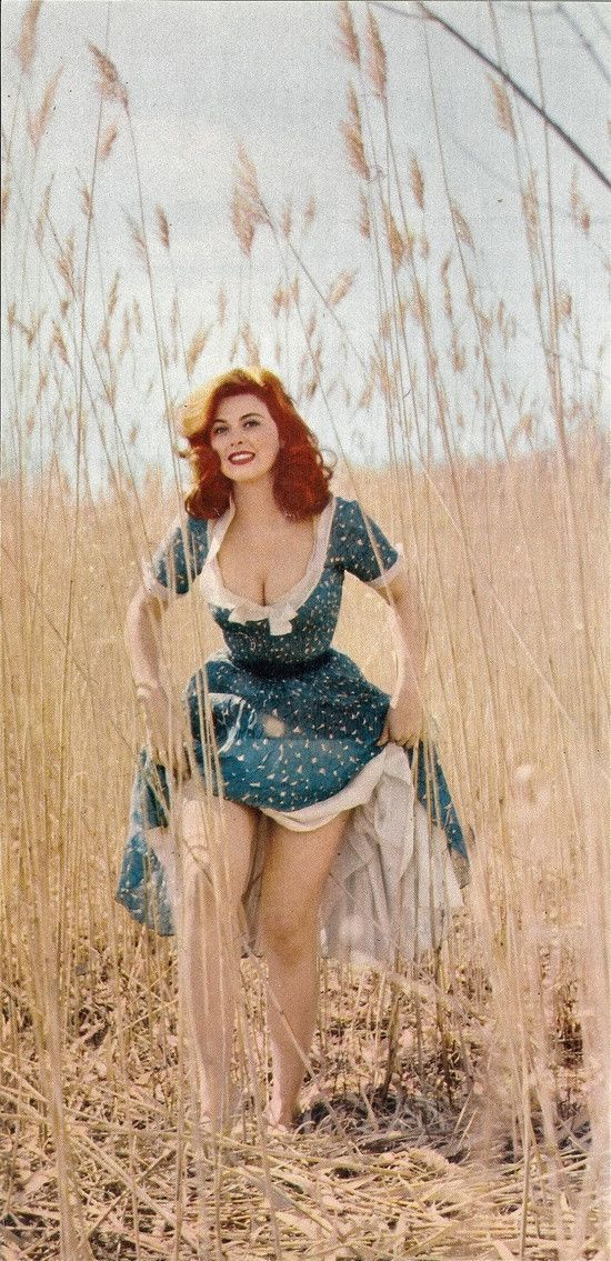 Gilligan's Island - Tina Louise She was gorgeous and not a size two!!!!