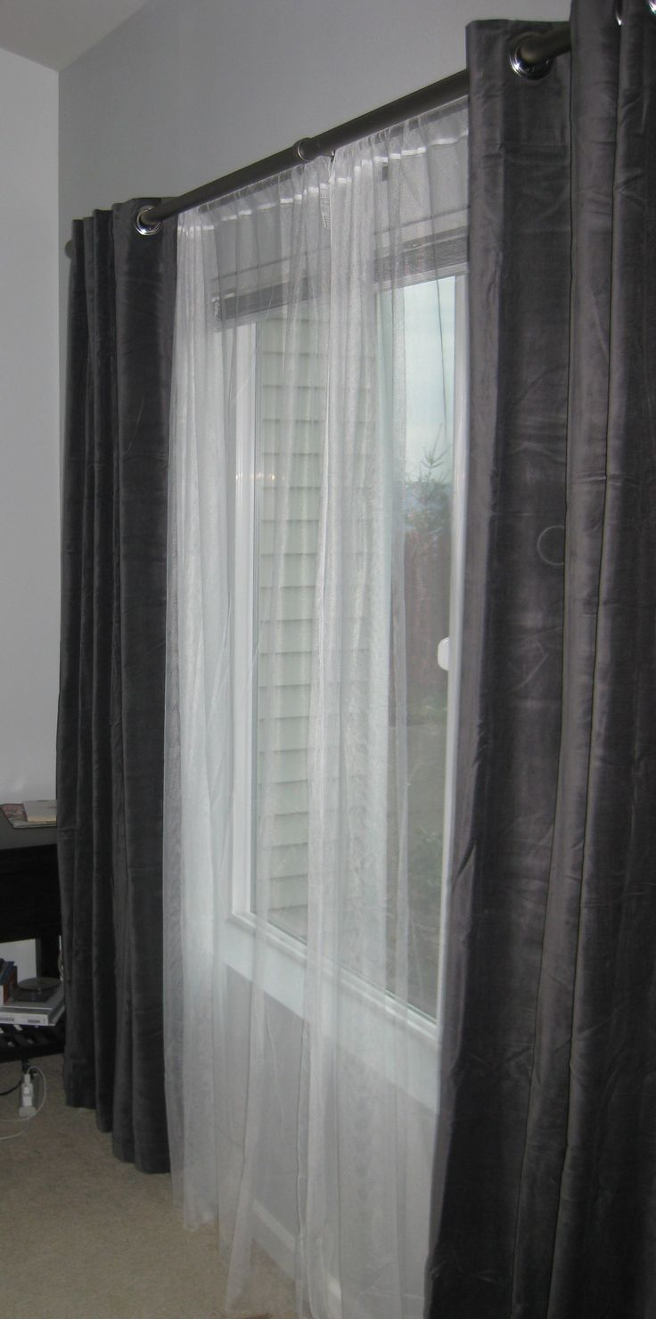 Basement window coverings outside   best cortinas images on pinterest  curtain ideas shades and