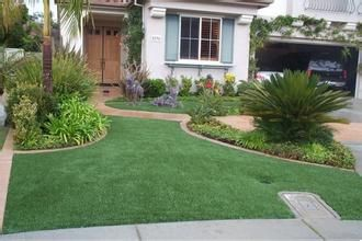 Different people has different artificial grass reviews,would you like to get a gorgeous rich eco-friendly yard?ccgrass can offer different kinds of artificial grass product for different countries.  We can make sure our product is UV-resistant and healthy. Installed with our artificial grass, your garden can be green for seasons, and your pets and children can find bigger space to get along.  http://www.ccgrass.com/
