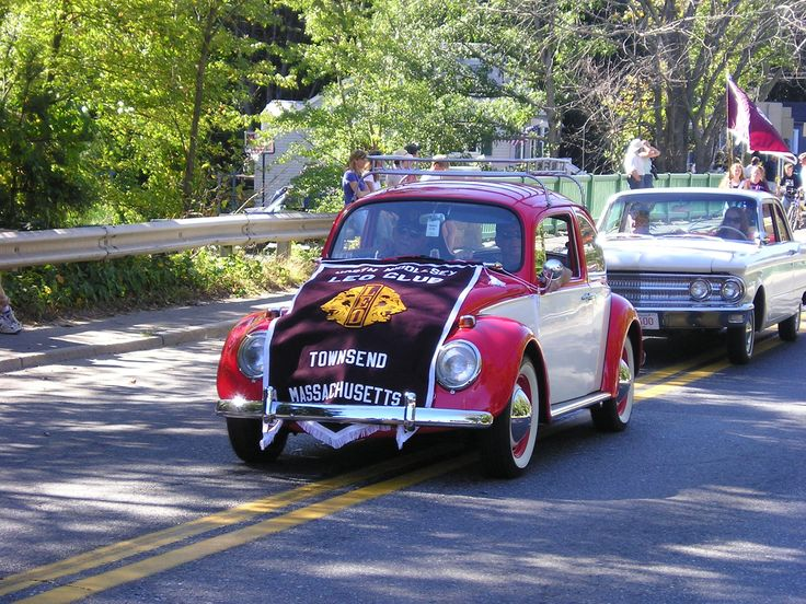 Townsend Lions Club participation in the Townsend MA 250th parade album