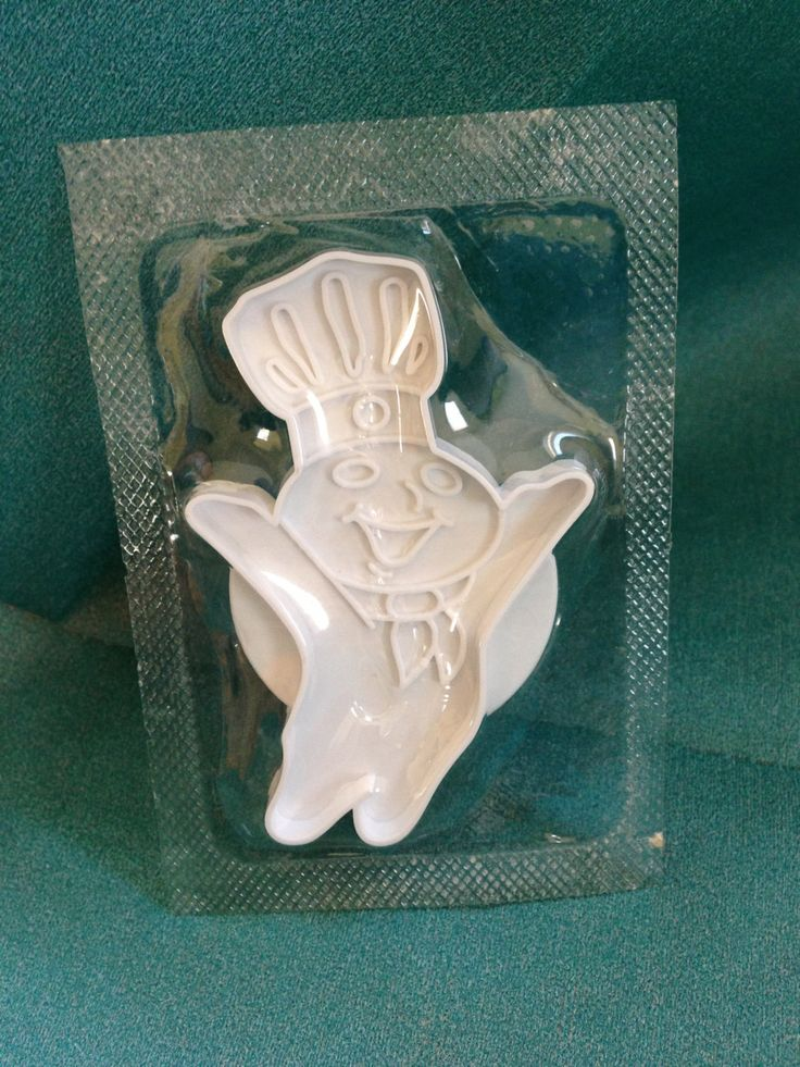 vintage pillsbury dough boy cookie cutter poppin fresh new in package by annespocketfinds on etsy https - Pillsbury Dough Boy Halloween Cookies