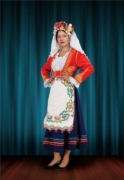 Поиск греческий народный костюм