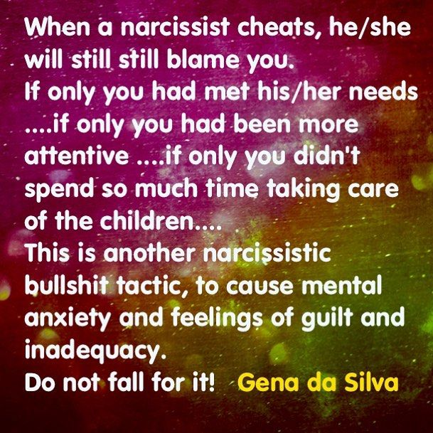 When a Narcissist cheats they will blame YOU | Narcissistic Abuse Recovery