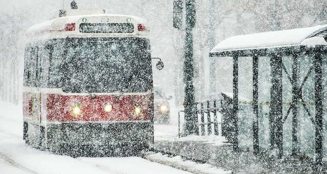 The Weather Network Reports Up To 10 cm Of Snow Expected For Toronto And The GTA Today