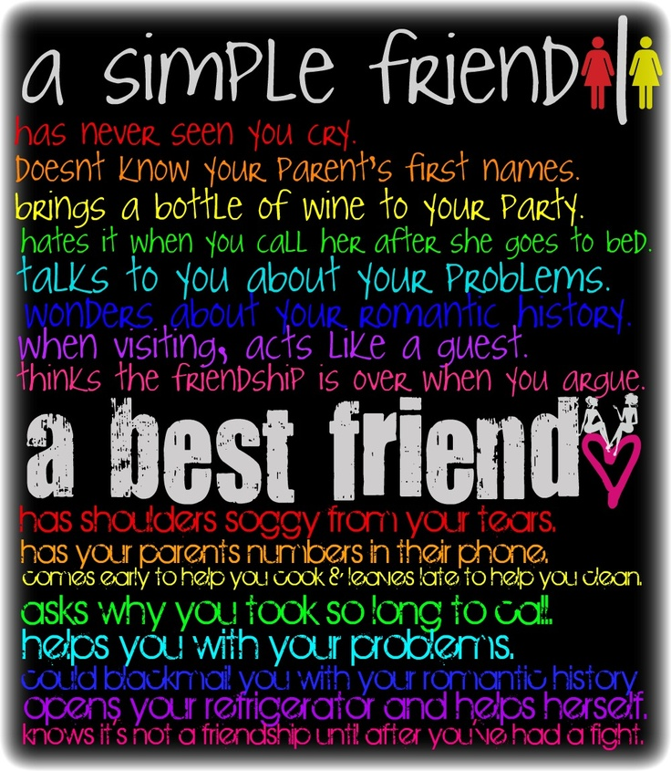 Simple Quotes For Friends 6 Quote