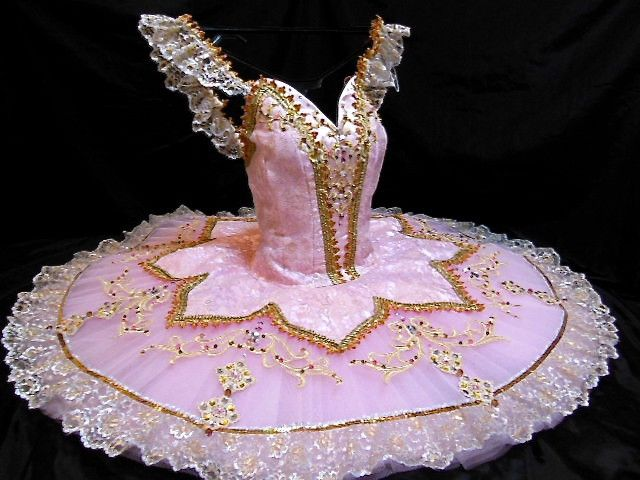 """Amazing, exclusive design 2015! This highly professional tutu is very suitable for the role of """"Dulcinea"""" in Don Quixote, but also for Sleeping Beauty, Sugar Plum Fairy, Dew Drop and many other classi"""