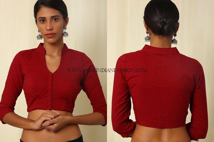 Saree Blouse Designs Front and BackSaree Blouse Designs Front and Back