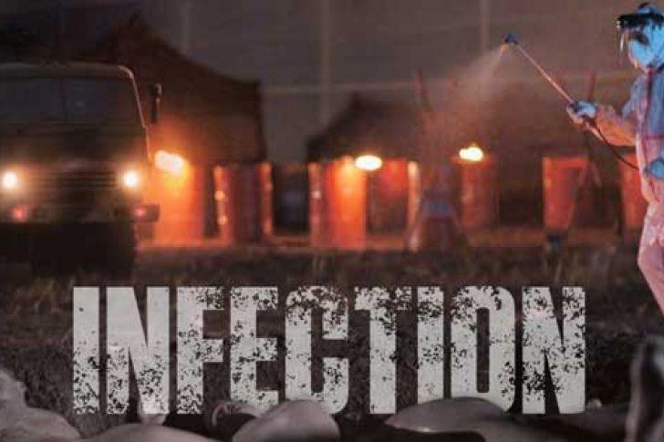 """Película """"Infección"""" es la primera película de zombies rodada en Venezuela"""