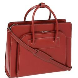 Mckleinusa Lake Forest Italian Leather W Series 15 4 Laptop Case
