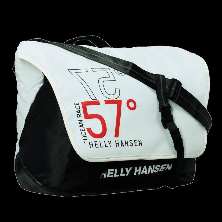 Helly Hansen oldaltáska - Messenger Bag - Silver