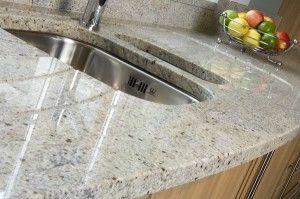 Best 69 Best Kitchens In White Granite Images On Pinterest 400 x 300