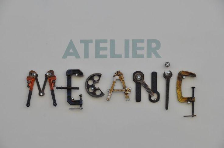 """LE CONTAINER : """"atelier mécanique"""""""
