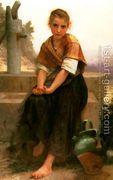 La Cruche Cassée (The Broken Pitcher) by William-Adolphe Bouguereau
