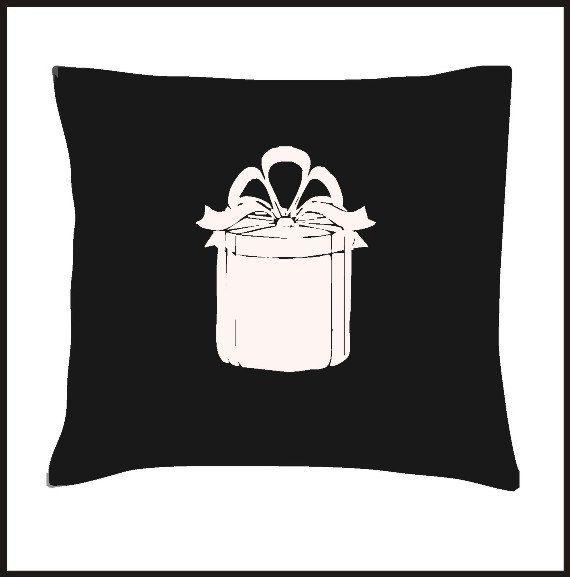 Vintage Round Hat Box Scatter Cushion Cover by Pokkki on Etsy,