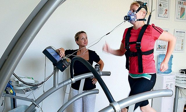 Technology can help your golf swing and training at altitude