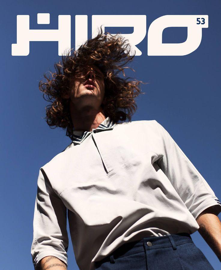 HIRO #53 https://issuu.com/hiro_free/docs/53 www.hiro.pl Cover photo: Łukasz Jasiukowicz / Luke Jascz Style: Mateusz Opaciński Model: Ale Chad Watterson/ Boom Models Agency Milano