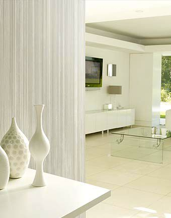 Lincrusta RD1805 Crichton Idea for Living Room Window Wall and Sofa Wall; paintable